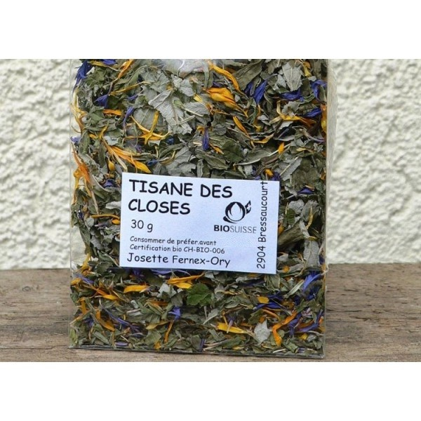 Tisane des Closes