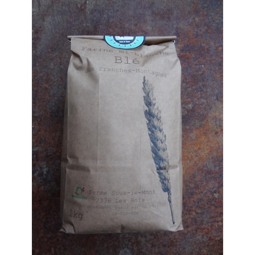 Farine de blé mi-blanche 1kg